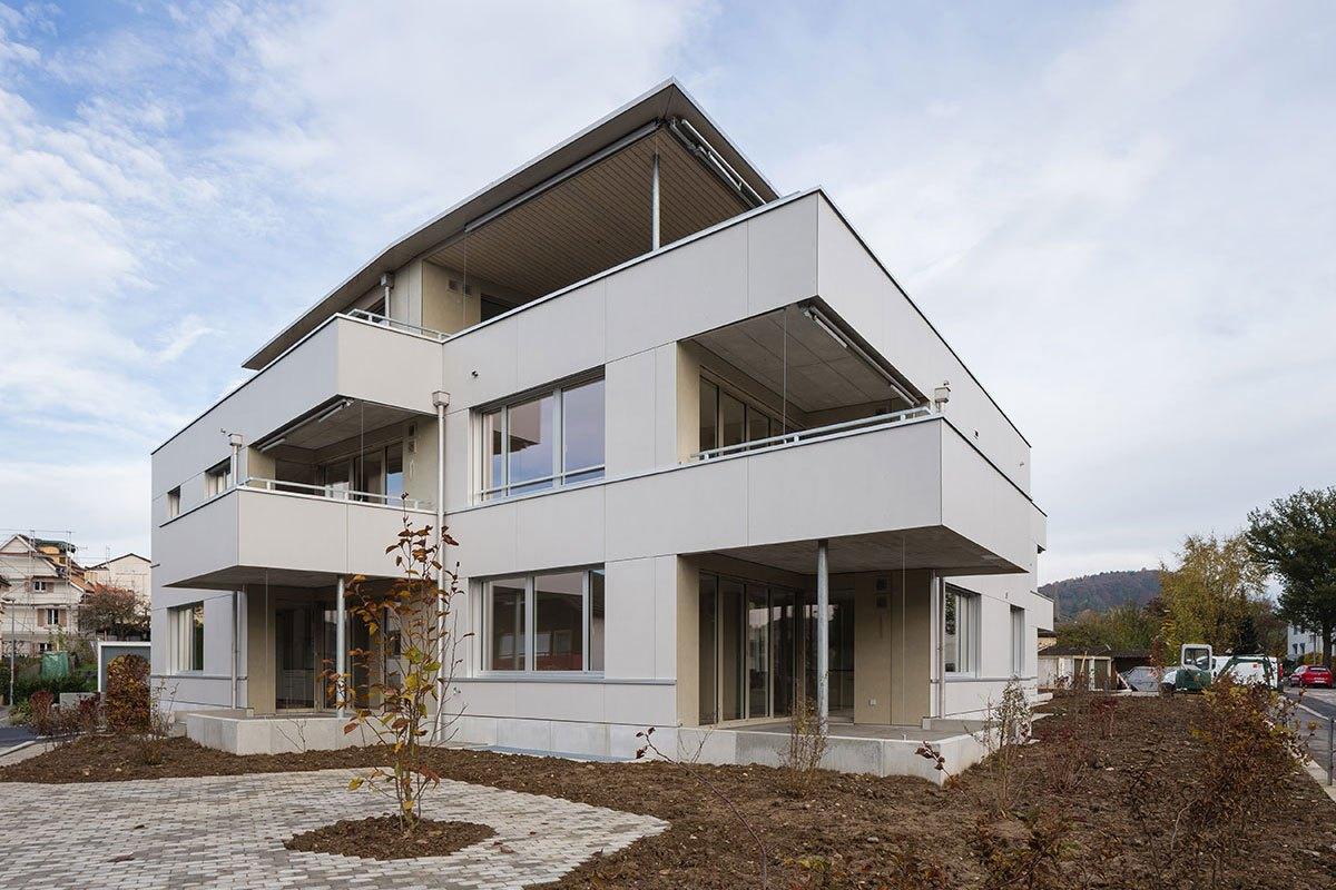 Wohnhaus Oberbild Thayngen