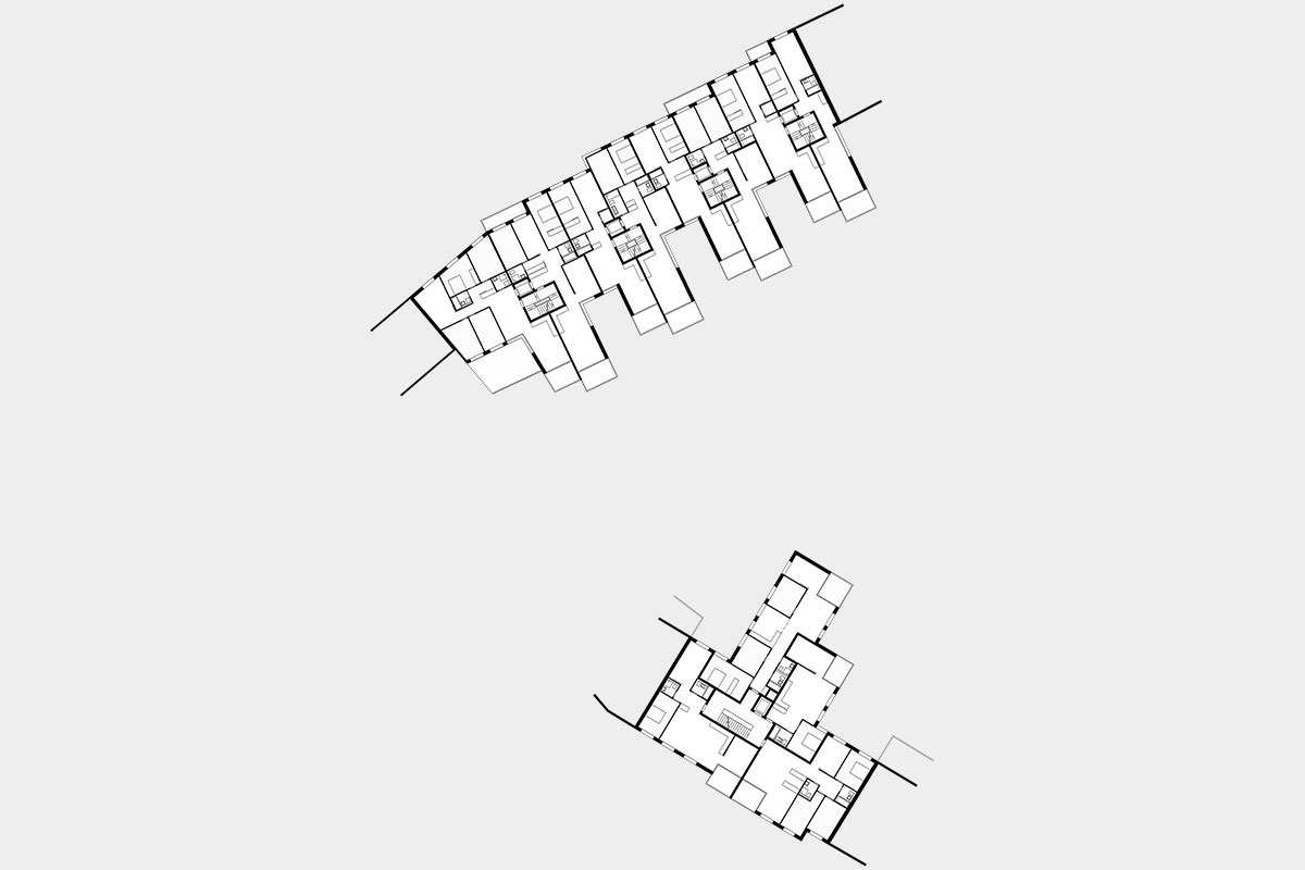 Wohnüberbauung Maiengasse, Basel