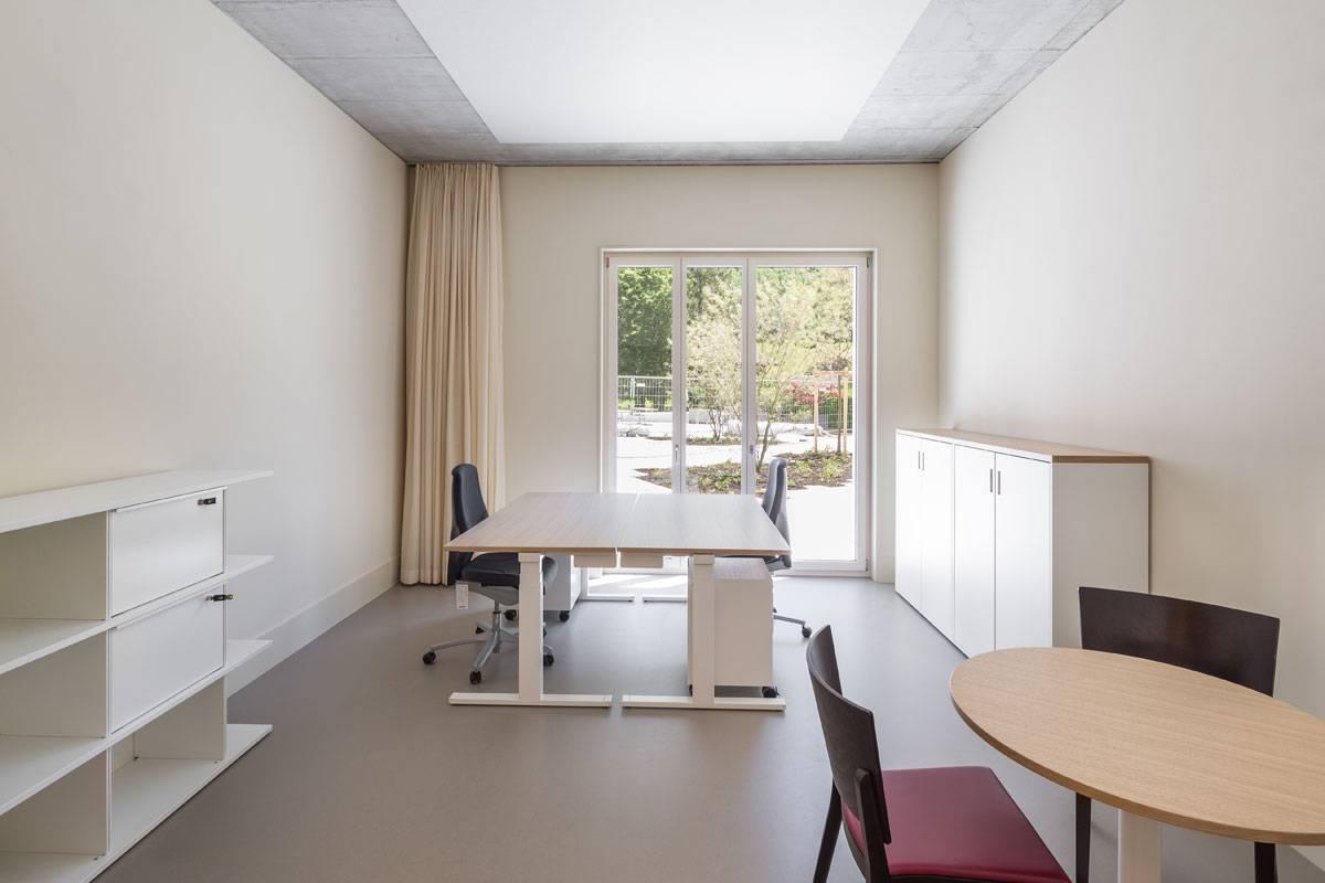 Alterszentrum Bühli Ennenda - Foto Frédéric Urben