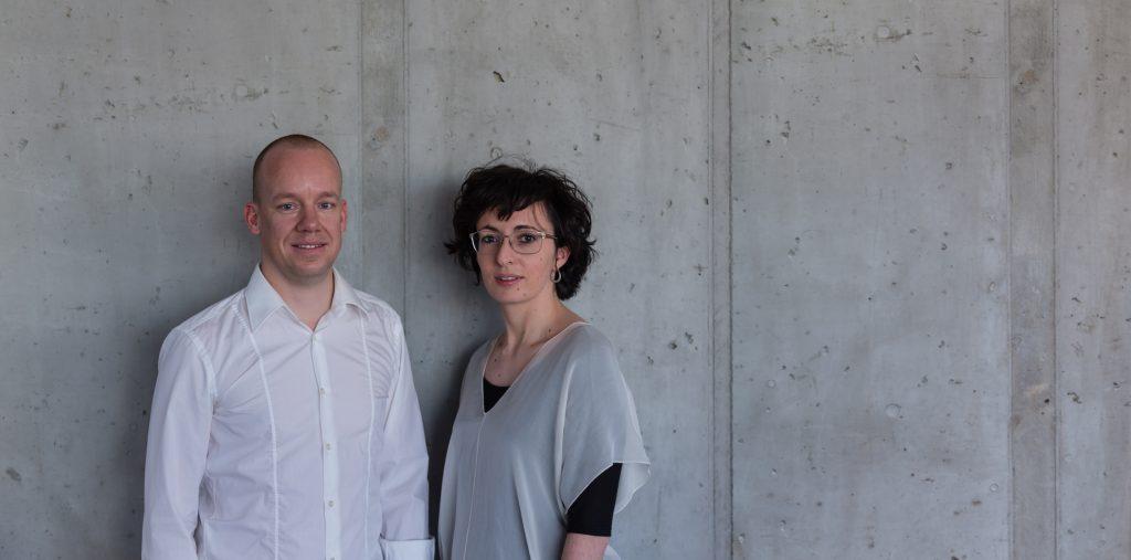 Portrait nuak Architekten Daniel Leuthold, Julia Röder