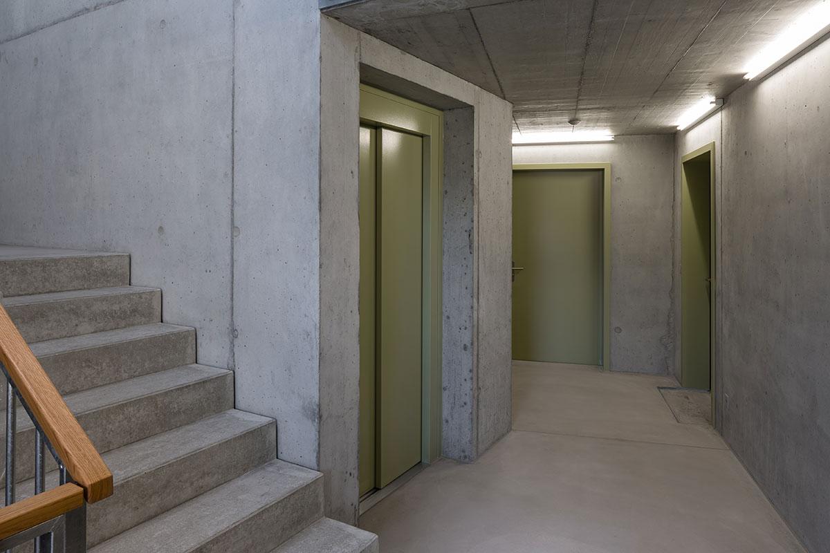 Neubau Wohnhaus Oberbild Thayngen