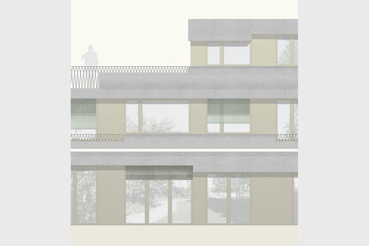 Wohnheim Domino Hausen