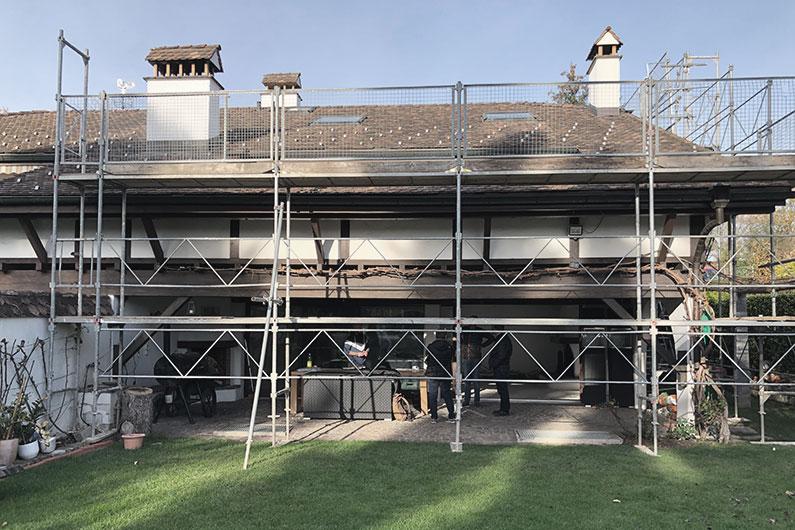 Umbau Wohnhaus Wallisellen
