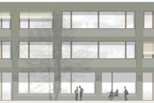 Erweiterung Schulhaus Brühl Gebenstorf