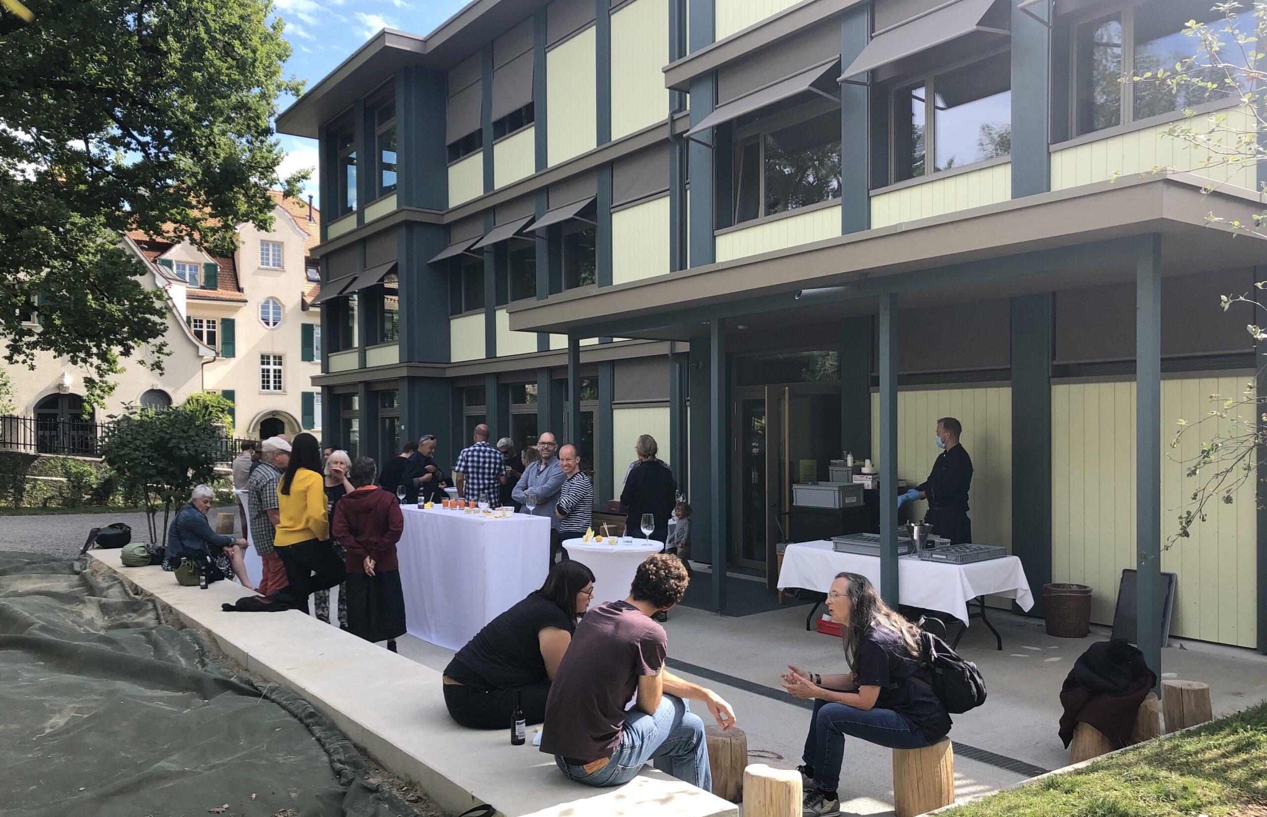 Kindergarten und Tagesschule Depotstrasse Bern, best architects 22